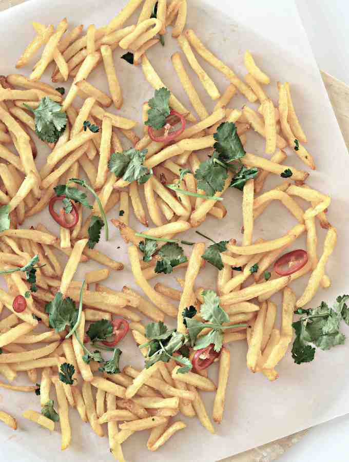The most addictive fries you'll ever eat