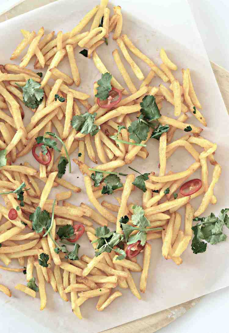 sriracha fries recipe
