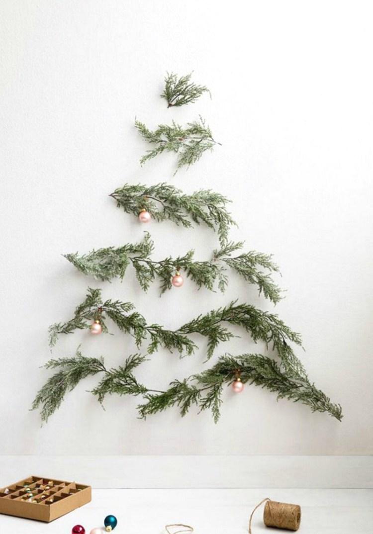 alternate christmas tree for bedroom