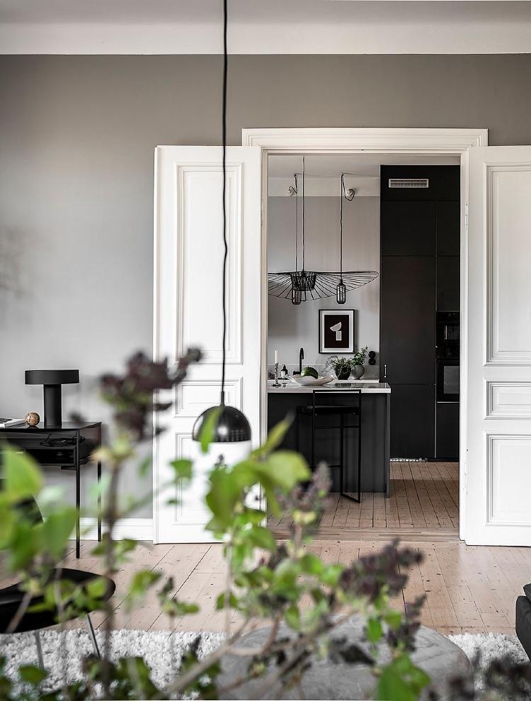Scandinavian decor lighting ideas