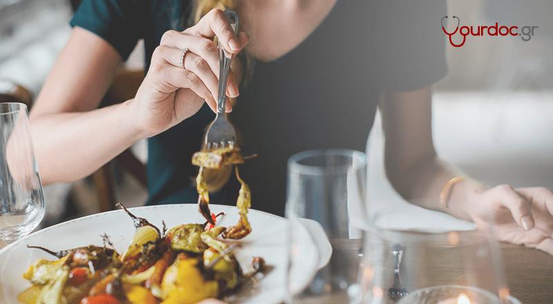 Σακχαρώδης διαβήτης: Συμβουλές για το πασχαλινό τραπέζι