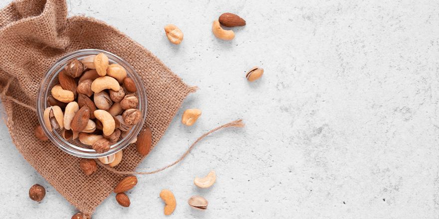 Τα οφέλη των ξηρών καρπών για την υγεία