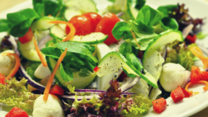image of a salad