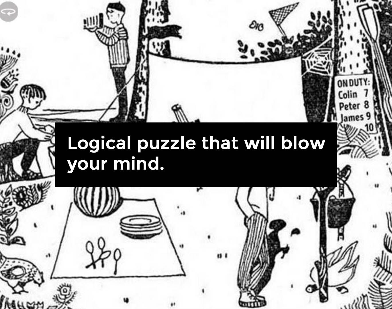 12 Brain Teasers That Will Drive You Completely Crazy