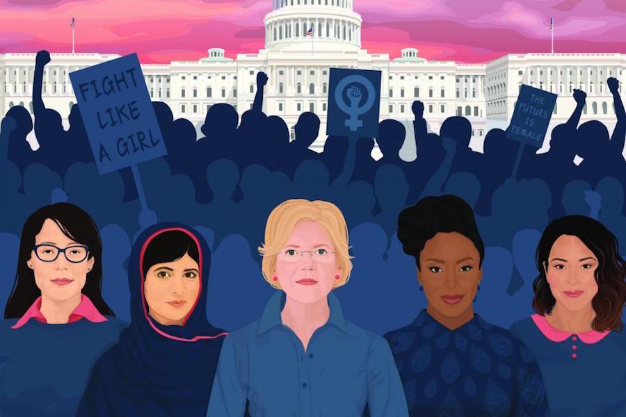 10 Ways Women Spoke Up in 2017