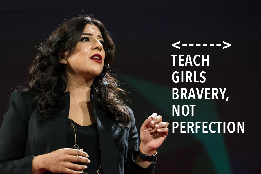 Bravery, Not Perfection: Getting Girls to Conquer Fear of Failure