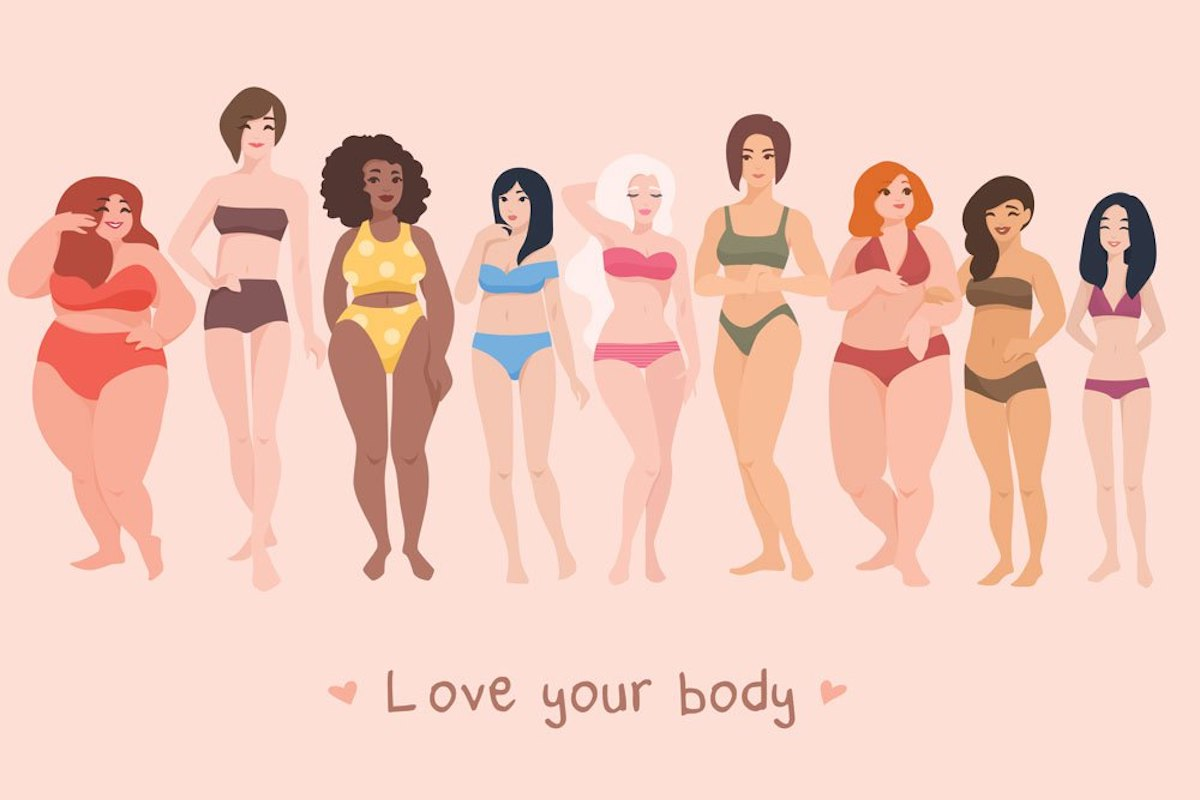 Why I Love My Body