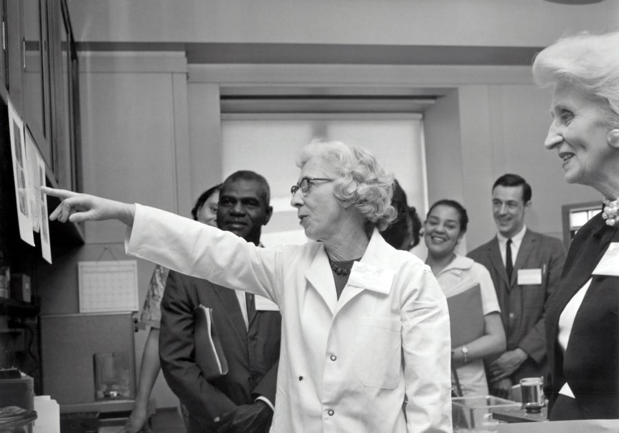 Women in Computer Science: A Brief History
