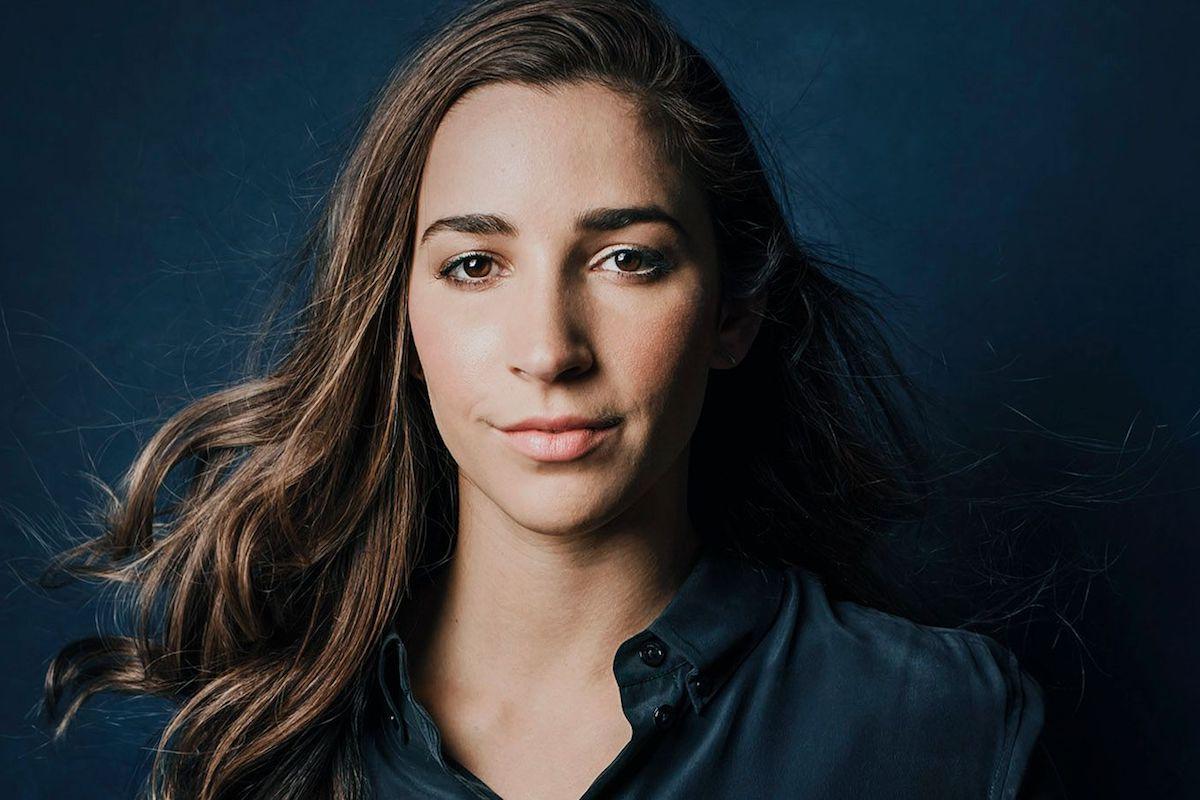 Aly Raisman – #WomenWhoLead: Powerful Women Changing the World