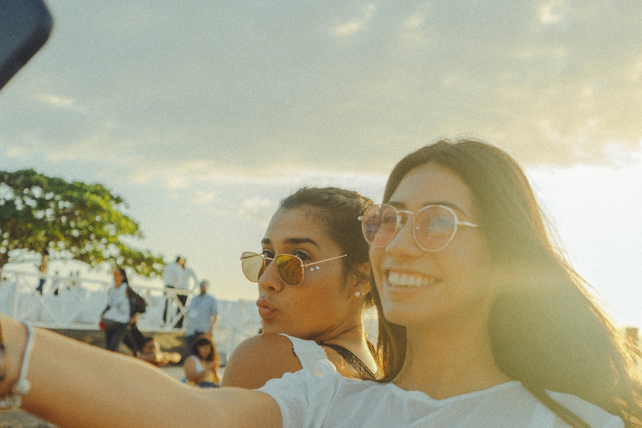 For Better Mental Health, Put Away the Selfie Stick