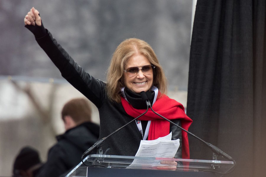 Gloria Steinem – #WomenWhoLead: Powerful Women Changing the World