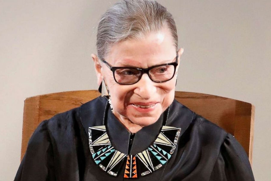Ruth Bader Ginsburg – #WomenWhoLead: Powerful Women Changing the World