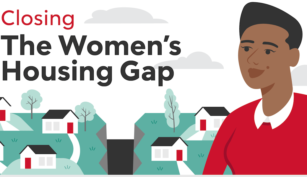 Women's Housing Investment Gap