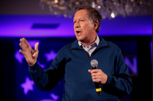 The Case for Kasich: How He'll Be The Nominee