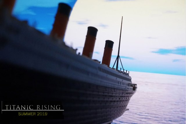 Titanic Sequel: 'Titanic Rising' to Be Released this Summer