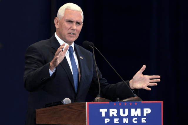 Mike Pence Banned From Grindr