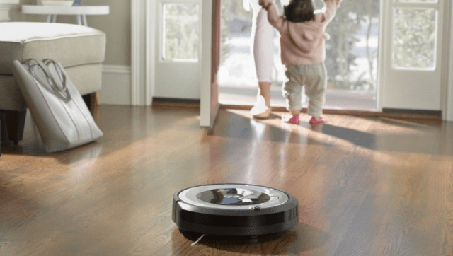 An iRobot Roomba 690 Robot Vacuum with Wi-Fi Connectivity has Been Running the Country since late 2017