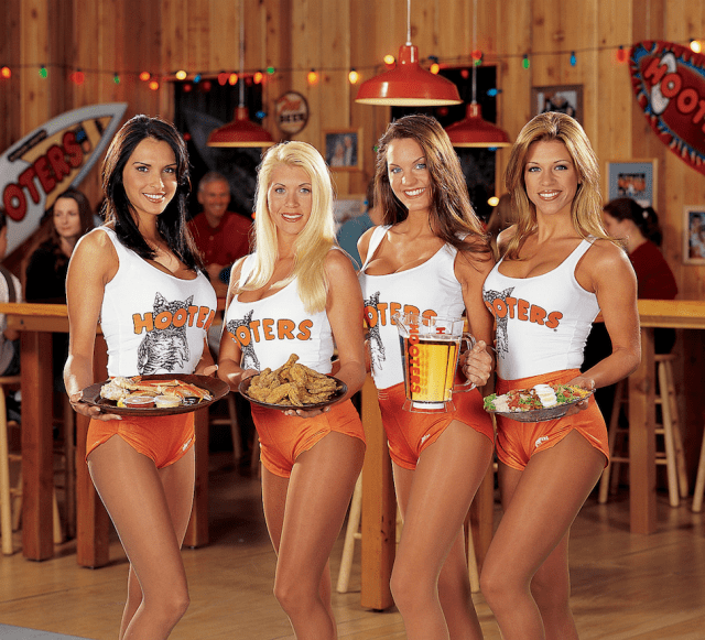 Senate Republicans Hire Hooters to Cater Kavanaugh Hearing