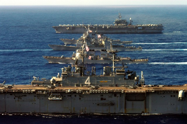 US Announces 'Whale Force' Military Division