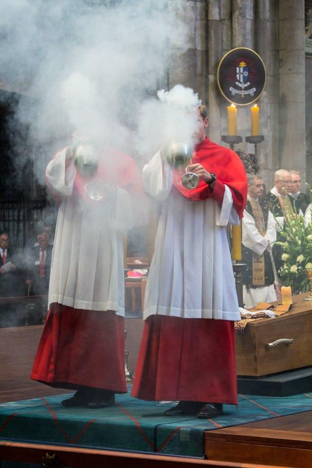 Local Priest Hopes Replacing Incense with Marijuana Goes Over Well