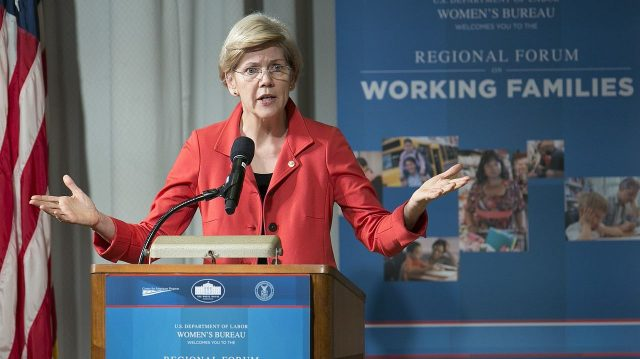 Elizabeth Warren reveals she's bisexual and polyamorous on National Coming Out Day