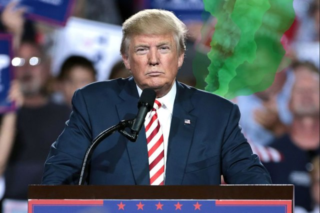 Mueller Report Says President Trump has a Severe Flatulence Problem