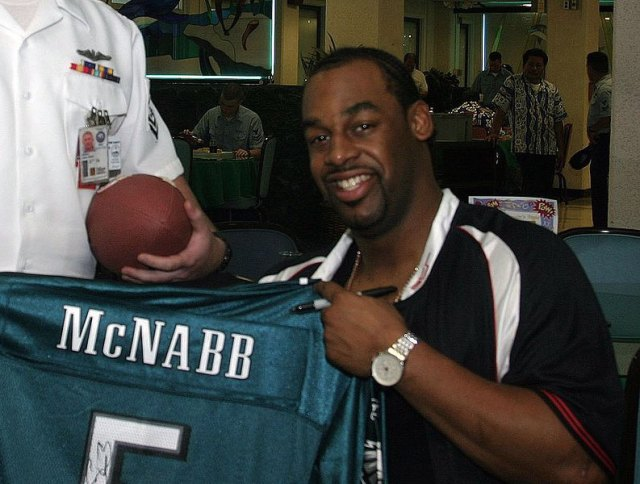 NFL Announces 'Hall of Fam' Nomination for Donovan McNabb, Other Slightly Above Average Players