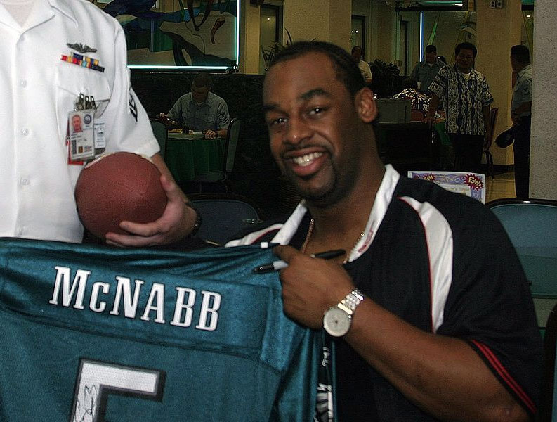 NFL Announces 'Hall of Fam' for Donovan McNabb, Other Slightly Above Average Players