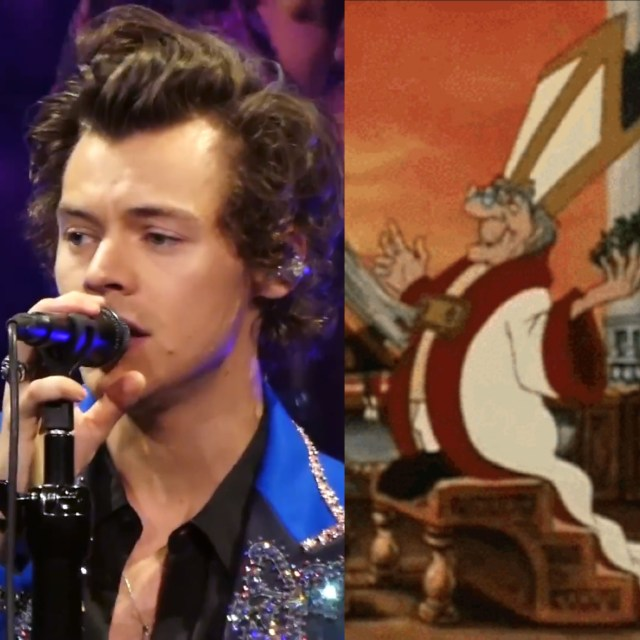 Harry Styles Cast to Play the Priest Who Gets a Boner in The Little Mermaid