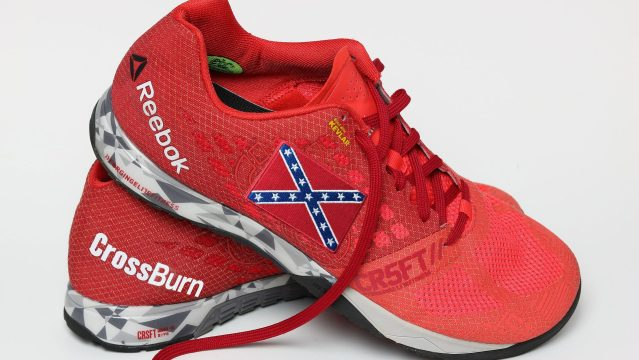 Reebok is Selling The New 'Confederate CrossBurn' Shoe to Attract Nike Boycotters