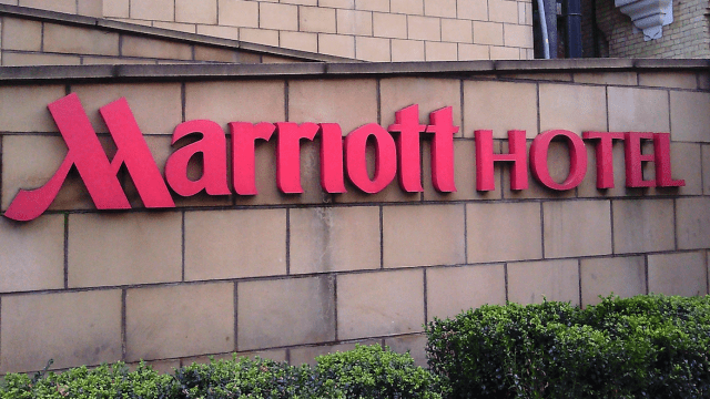 Marriott announces guests can no longer steal travel-sized shampoo bottles