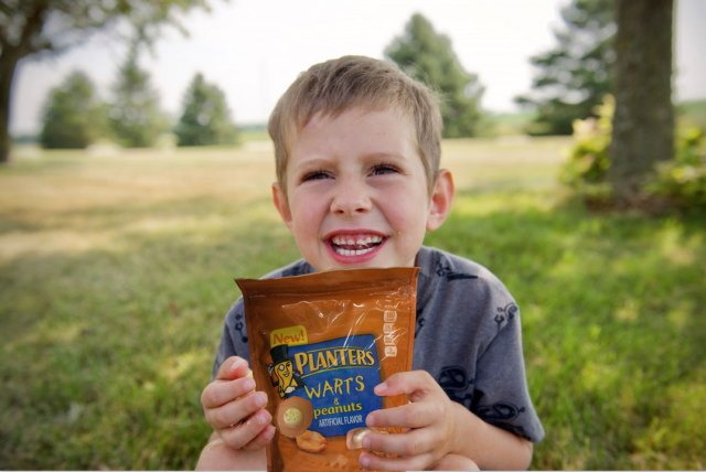 Planters re-releases original 1906 recipe of Warts & Peanuts for Halloween