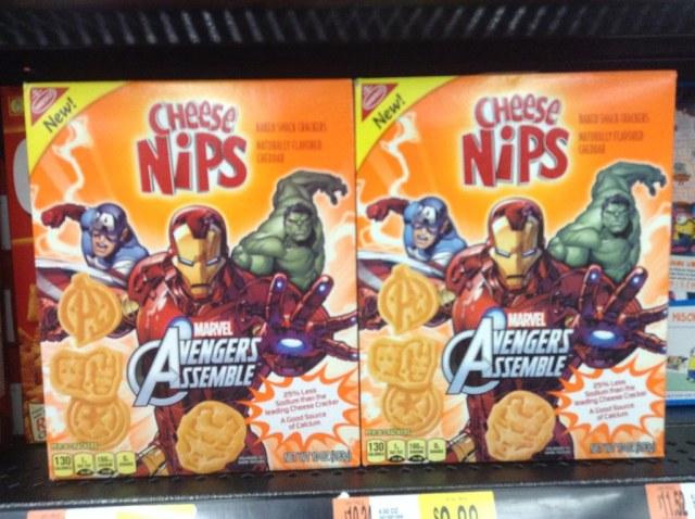 Cheese Nips recalled because nobody fucking eats them