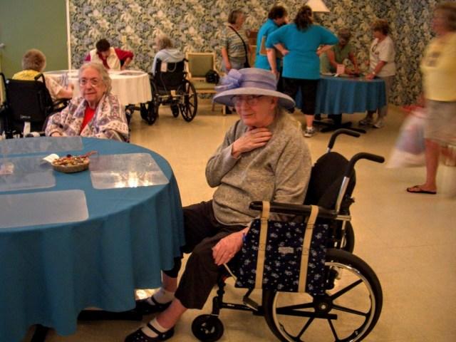 Coronavirus Gives Shitty Humans First Good Reason for Never Visiting Grandma at the Nursing Home