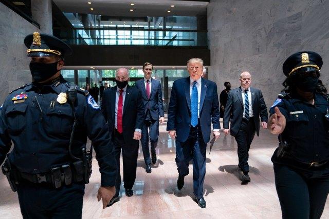 Michigan Bans Trump, Revokes 'Man of The Year' Award