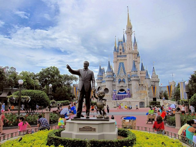 Disney World to Remain COVID-Free After Virus Admits It 'Can't Justify the Cost of a Day Pass'