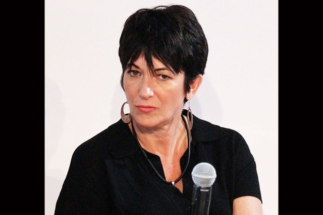 Ghislaine Maxwell 'Accidentally Lobotomized' Just Hours Into Her Lock Up