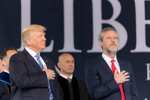 Falwell: 'This is Easily The Hottest & Worst Thing to Ever Happen to Me'