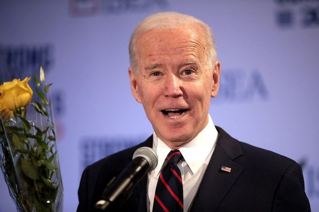 Biden Were so close to victory I can sniff it