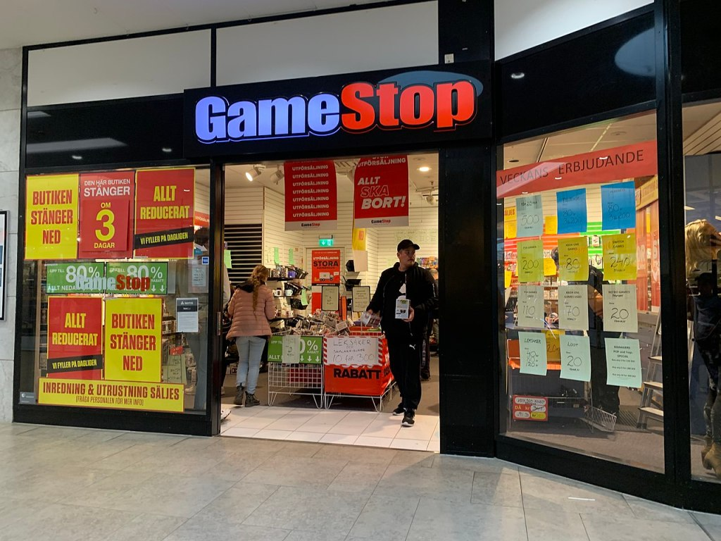 Entire Venezuelan Economy Riding on GameStop Shares Stock Market
