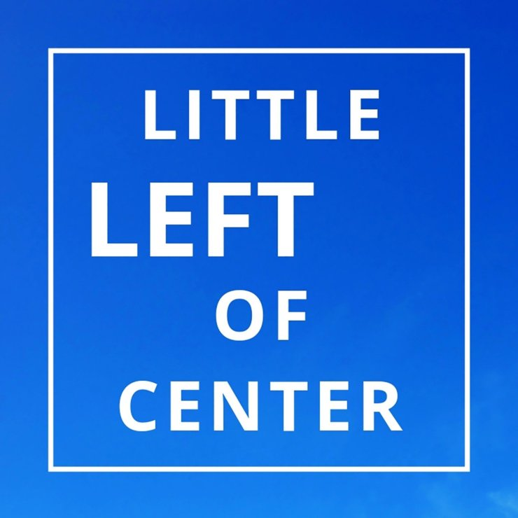 Little left of center