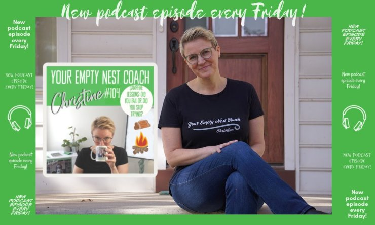 104: Campfire Lessons – Did You Fail, or Did You Stop Trying?