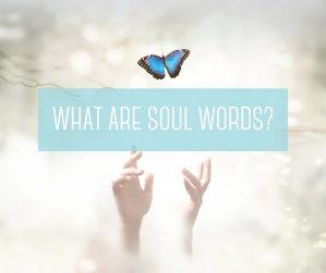 when is a word a soul word