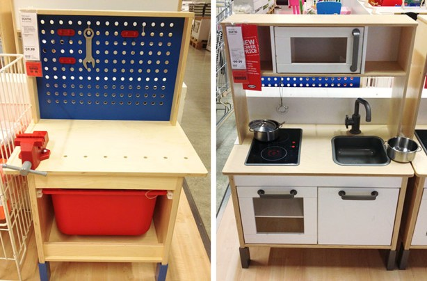 DIY Ikea Childrens Wooden Tool Bench Wooden PDF