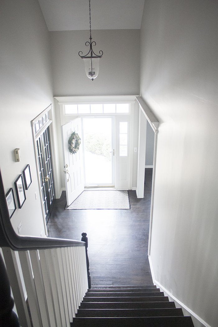 Home Tour Foyer After You Re So Martha