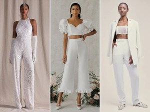 bridal gowns trends