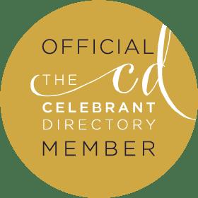 Member of The Celebrant Directory