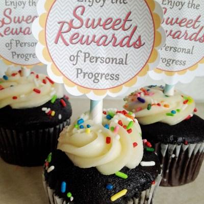 Sweet Rewards of Personal Progress