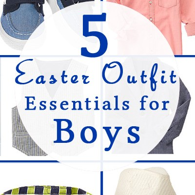 Easter Outfit Essentials for Boys