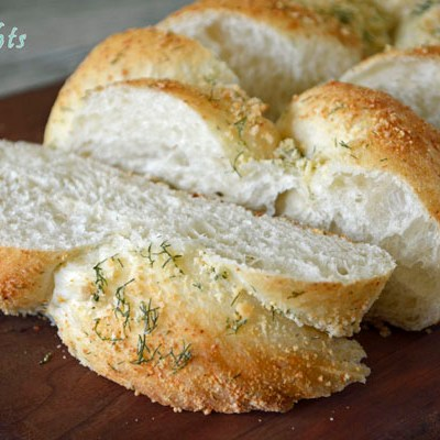 Savory Dilly Bread